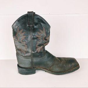 Men's Double H Cowboy boots size 11.5